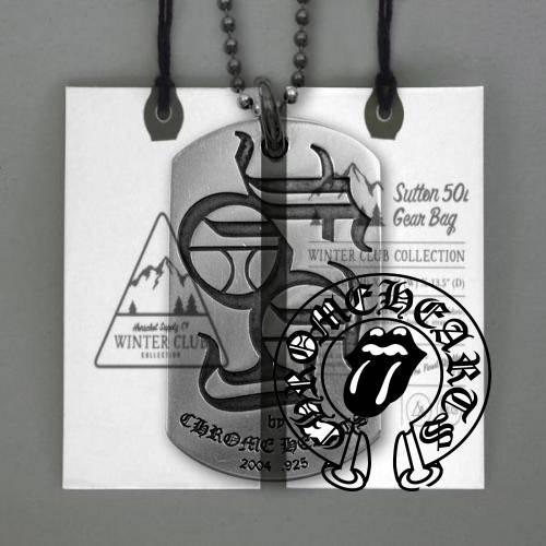Chrome Hearts Pendant BS Fleur Plain Bail school bags