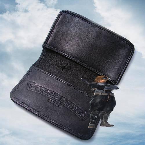 chrome hearts Skull Mermaid T shirt designer handbags and wallets