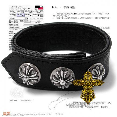 Chrome Hearts Wallet48 handbags fashion