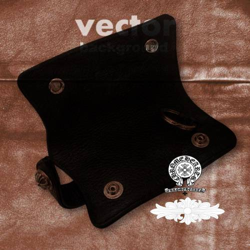 Chrome Hearts Bracelet KZm A Dagger Black Satin wholesale fashion clothing