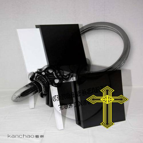 Chrome Hearts Key Ring 3 Trinkets 925 Silver new balance trail running shoes