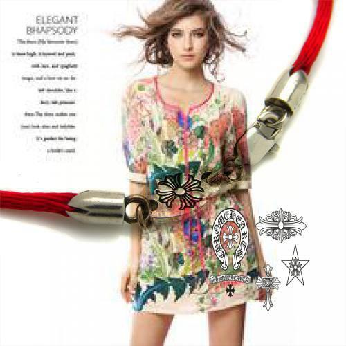 Chrome Hearts Pendant 3 Trinkets fashion for older women