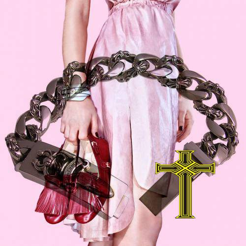 Chrome Hearts Pendant Skippy women fashion magazine