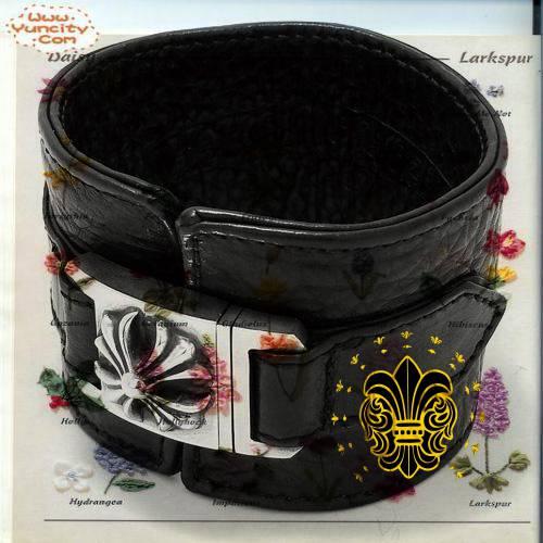 Chrome Hearts Pendant Dogtag Cross Dagger LA Fuckyou designer leather handbags on sale