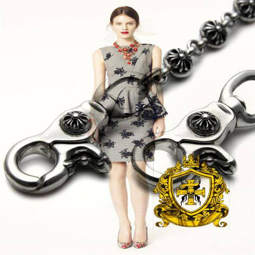 chrome hearts all start T shirt bridesmaid jewelry