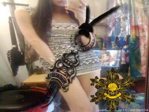 Chrome Hearts Bracelet Fancy Link Clip women bags brands