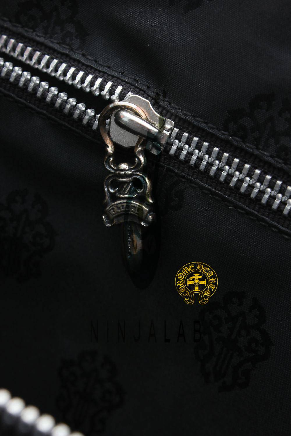 Chrome Hearts Hoodie Sword bags and purses