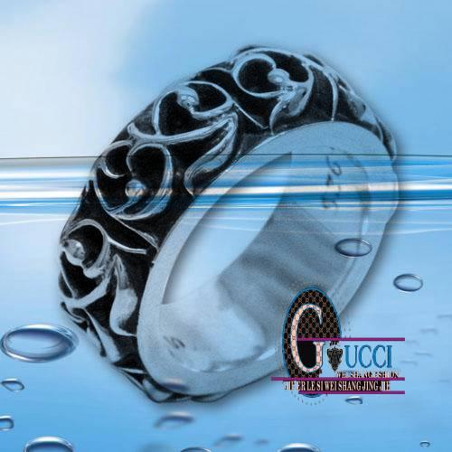Chrome Hearts Pendant Dogtag Cutoutcross WCH in ear headset