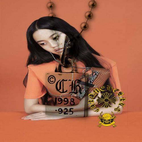 Chrome Hearts key ring anger medal women handbags online