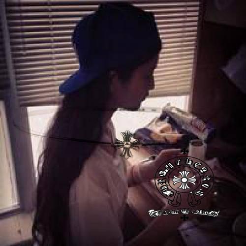 Chrome Hearts ID Bracelet Floral Heart Dagger high end handbags