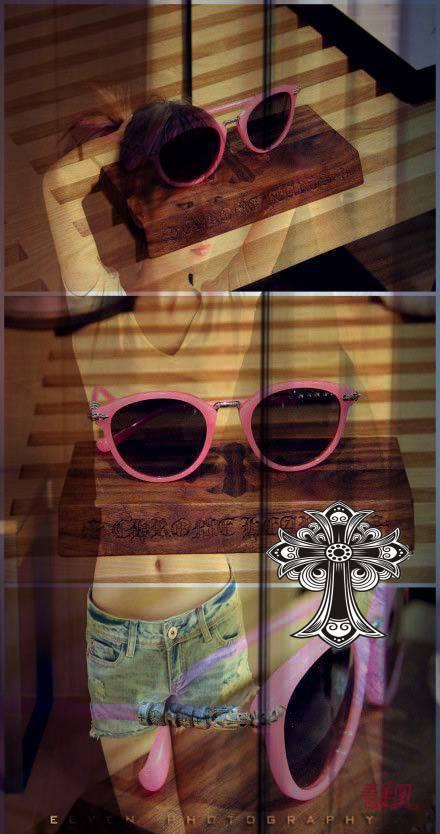 Chrome Hearts pendant harristeeter brown leather handbags