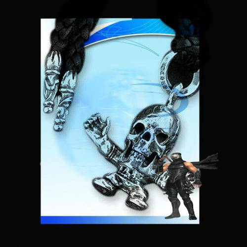 Chrome Hearts Charm Dagger With Sapphire formal dresses